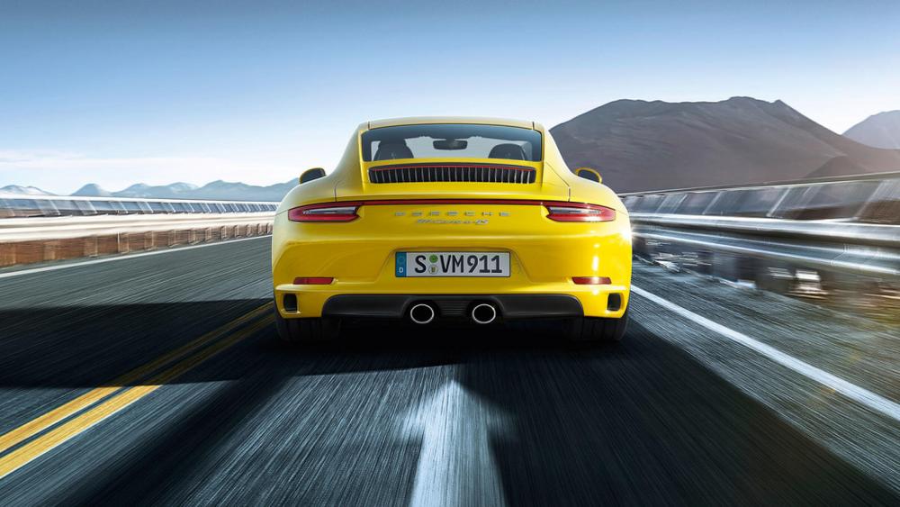 Porsche 911 2018, Saudi Arabia