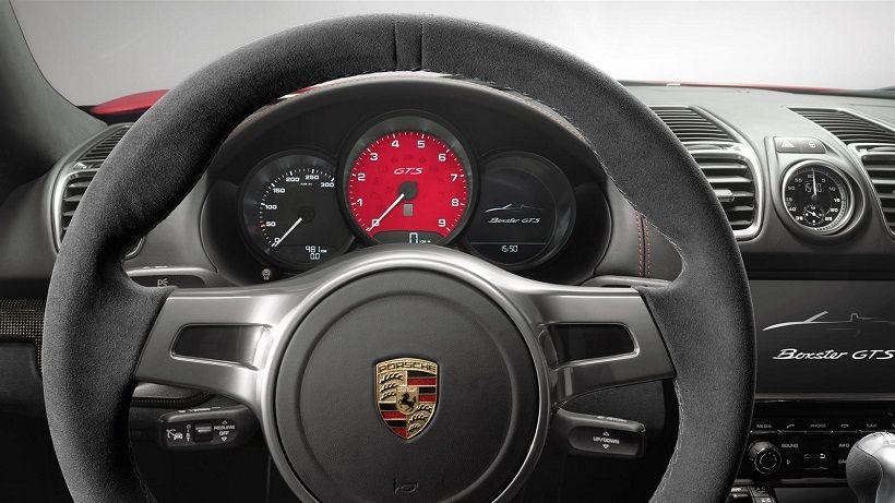 Porsche Boxster 2018, Kuwait