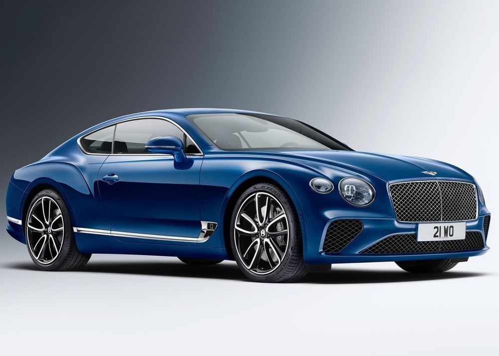 Bentley Continental GT 2018, Bahrain