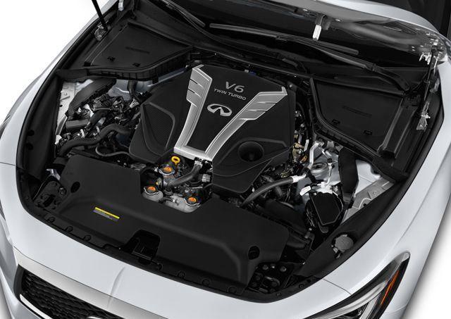 Infiniti Q60 Coupe 2018, United Arab Emirates