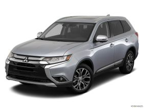 Mitsubishi Outlander 2018 2.4L GLX Mid Option (7-Seater), United Arab Emirates