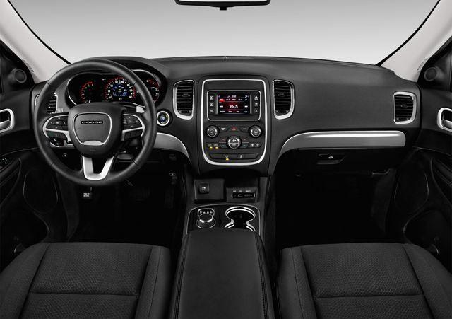 Dodge Durango 2018, United Arab Emirates