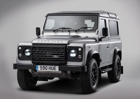 Land Rover Defender 2018 90 Sw Saudi Arabia Https Ymimg1