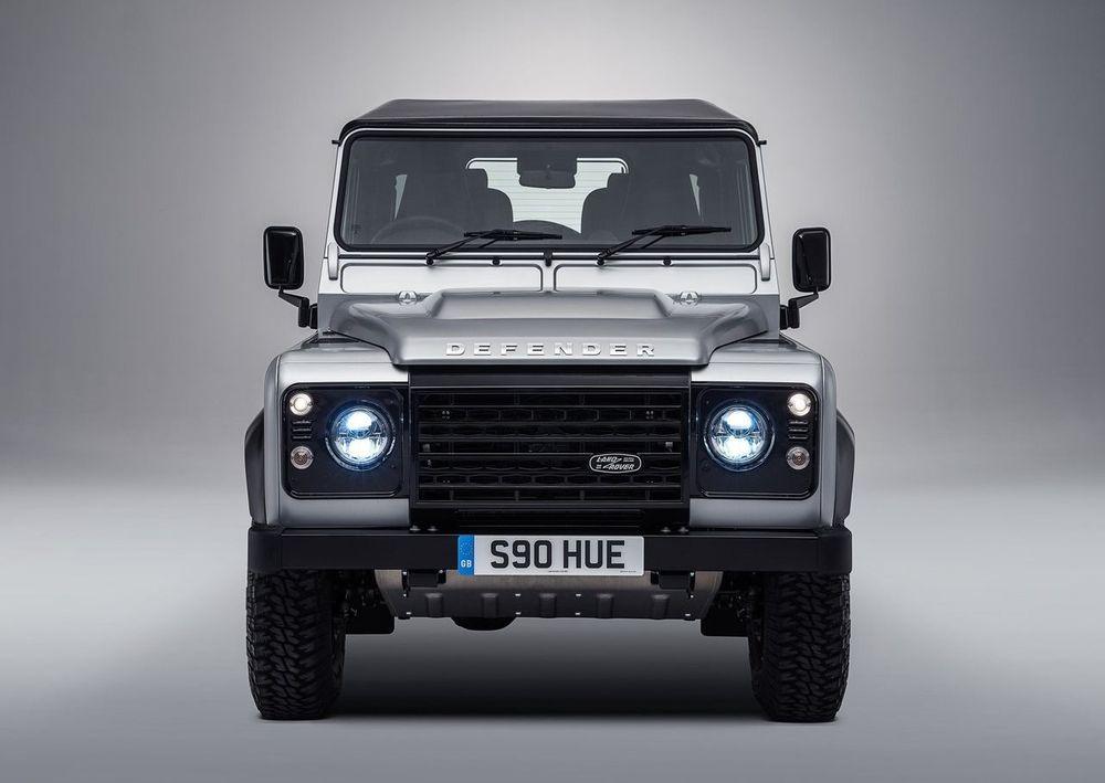 Land Rover Defender 2018, Kuwait