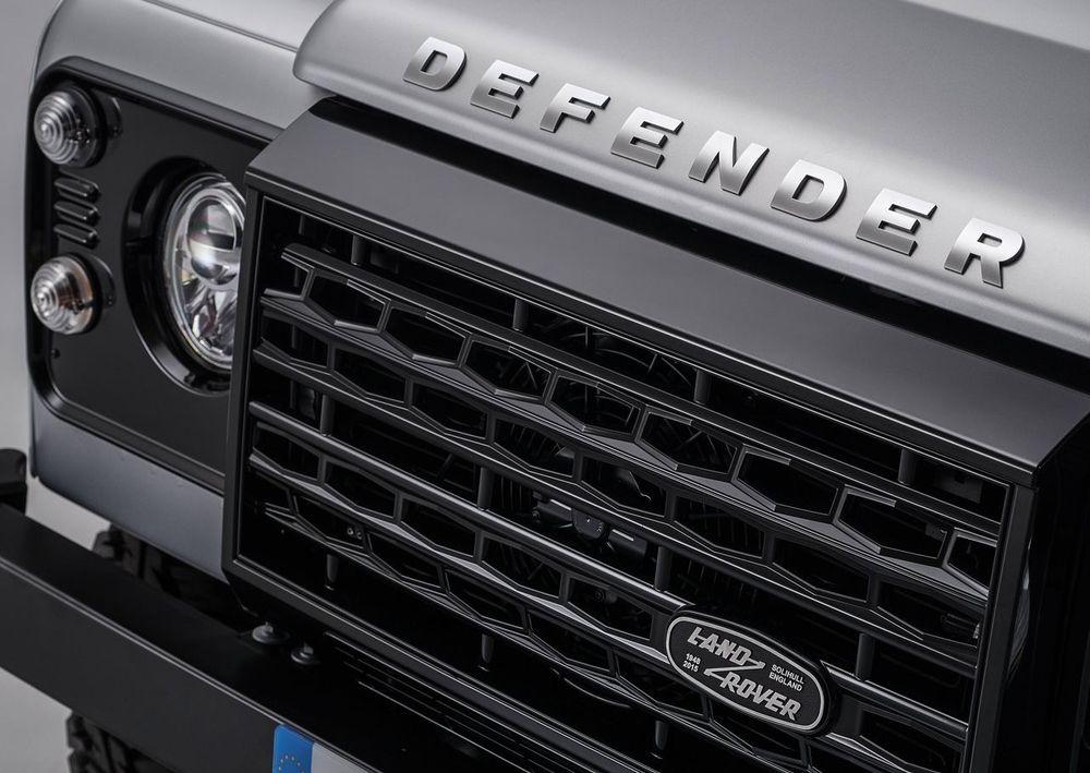 Land Rover Defender 2018, Saudi Arabia