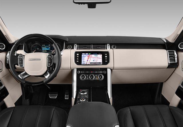 Land Rover Range Rover 2018, Saudi Arabia