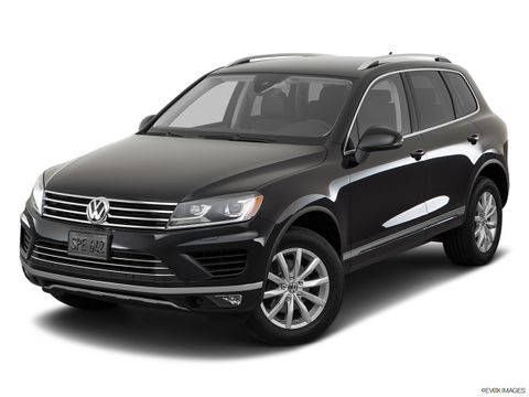 Volkswagen Touareg 2018, Kuwait