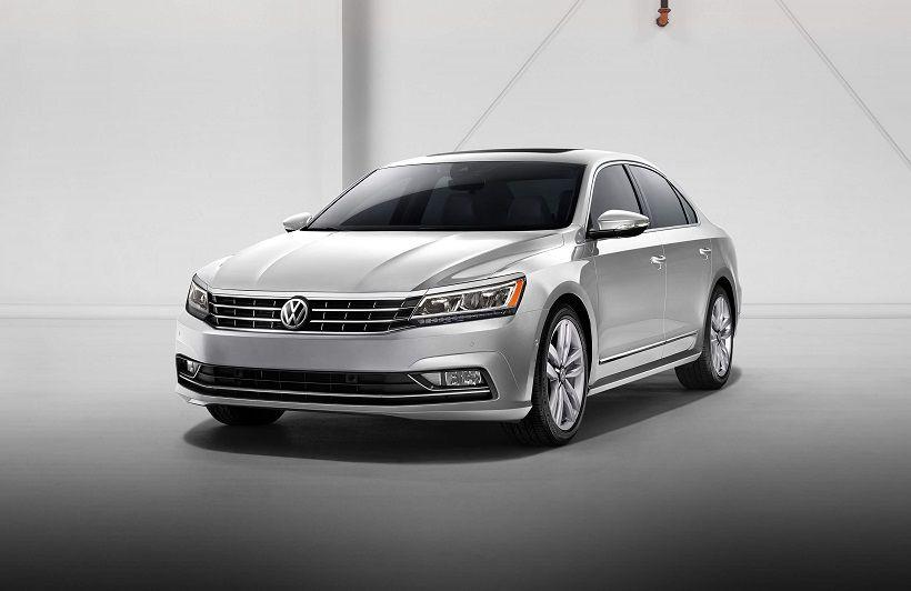 Volkswagen Passat 2018, Qatar