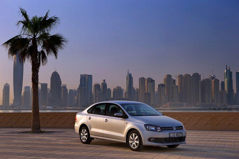 Volkswagen Polo 2018, Qatar