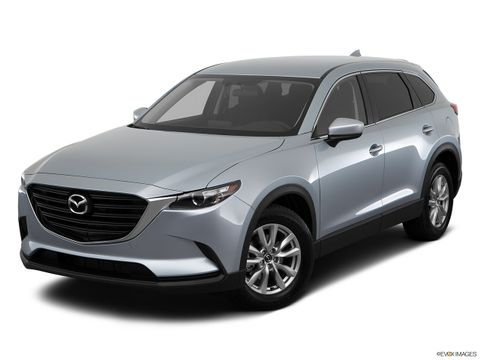Mazda CX-9 2018, Oman