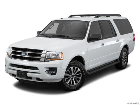 Ford Expedition EL 2018, Kuwait