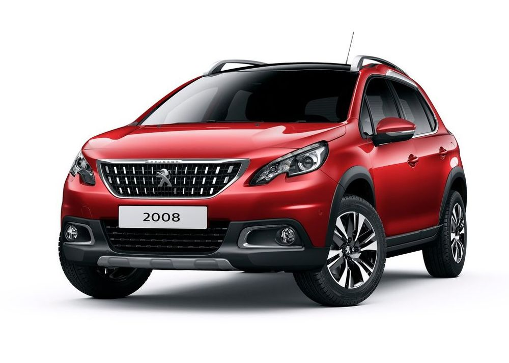 Peugeot 2008 2018, Kuwait