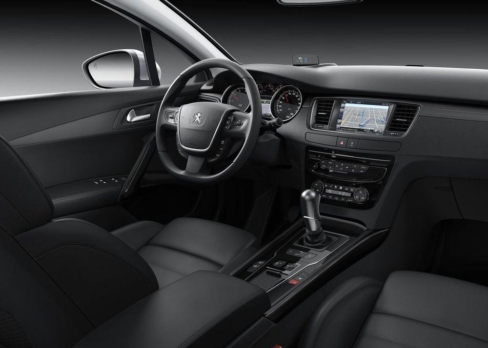 Peugeot 508 2018, Bahrain