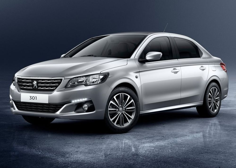 Peugeot 301 2018, Kuwait
