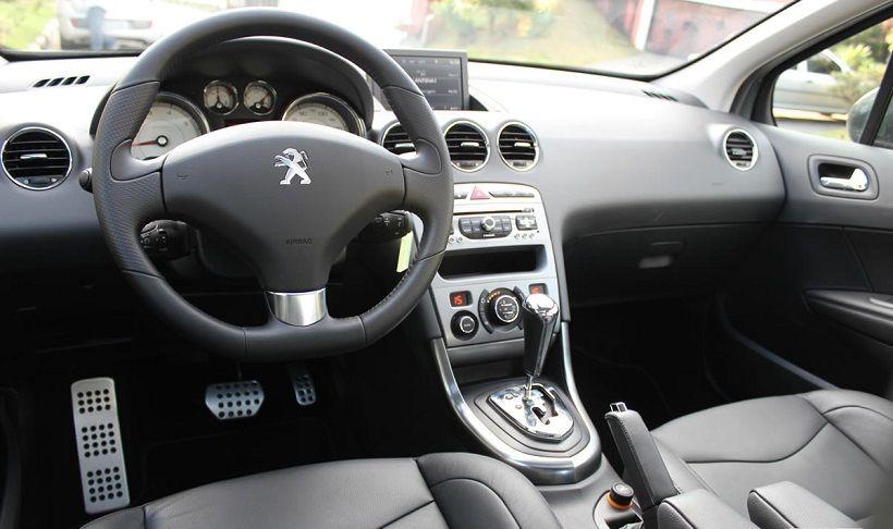 Peugeot 408 2018, Kuwait