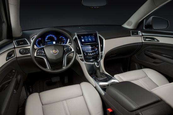 Cadillac SRX 2018, Qatar