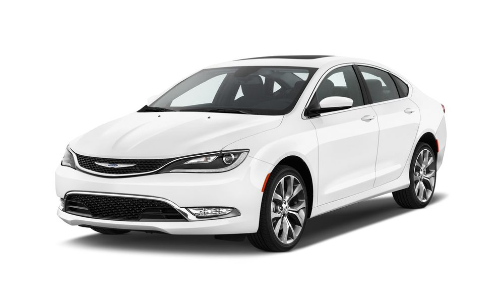 Chrysler 200 2018, Bahrain