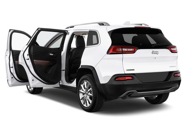 Jeep Cherokee 2018, Egypt