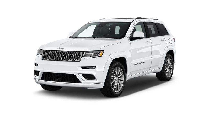 Jeep Grand Cherokee 2018, Egypt