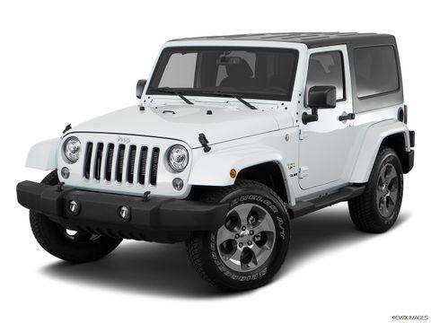 Jeep Wrangler 2018, Oman