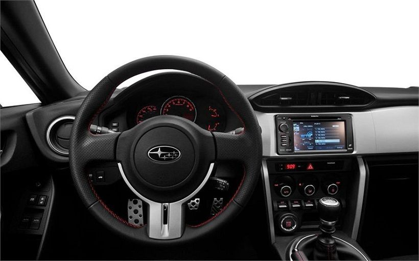 Subaru BRZ 2018, United Arab Emirates