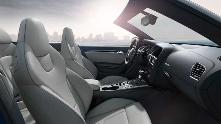 Audi RS5 Cabriolet 2018, Kuwait