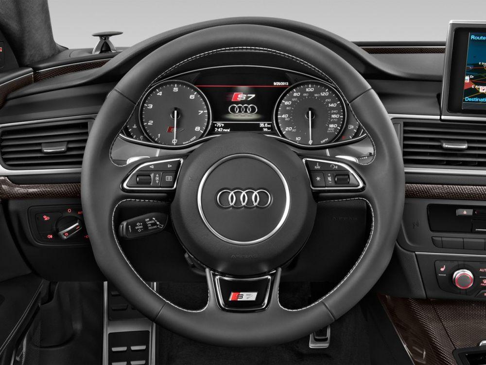 Audi S7 2018, Kuwait