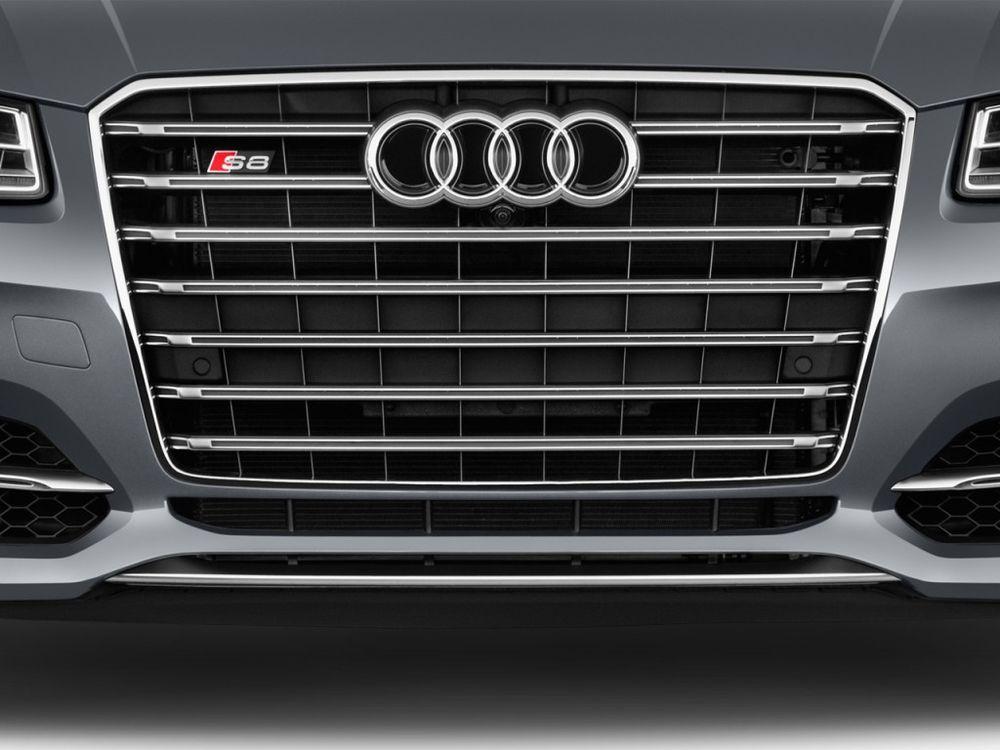Audi S8 2018, Kuwait