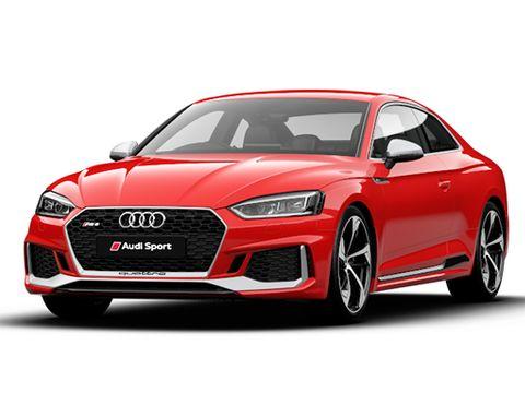 Audi RS5 Coupe 2018, Saudi Arabia