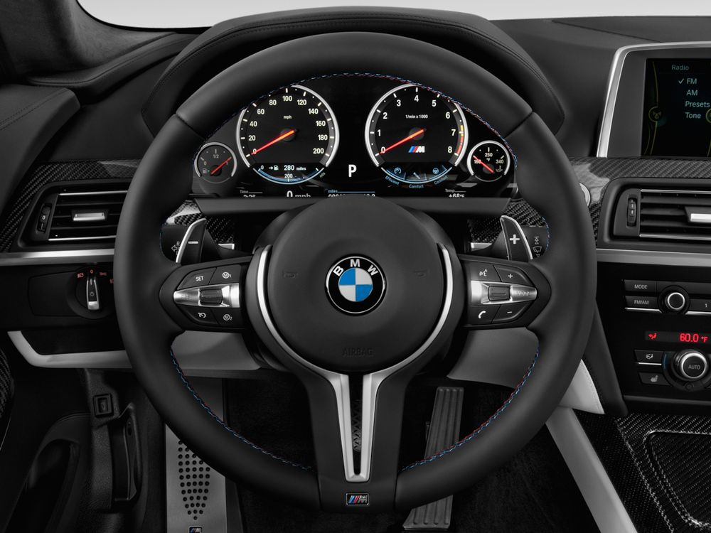 BMW M6 Coupe 2018, Egypt