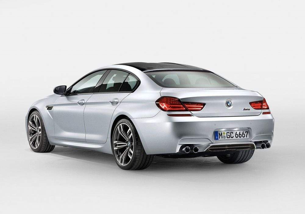 BMW M6 Gran Coupe 2018, Egypt