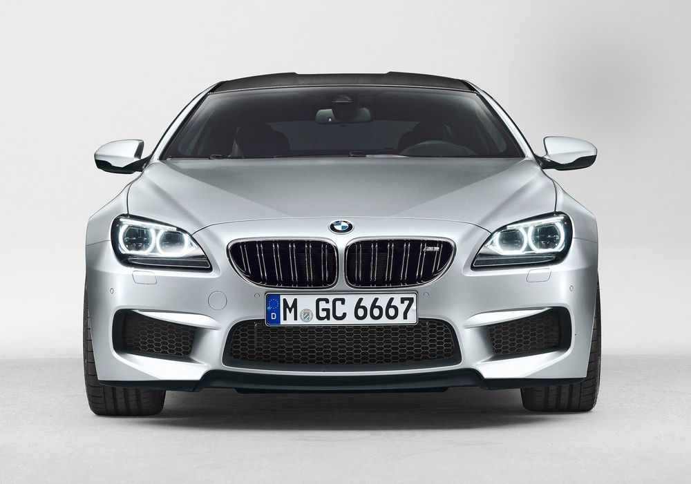 BMW M6 Gran Coupe 2018, United Arab Emirates