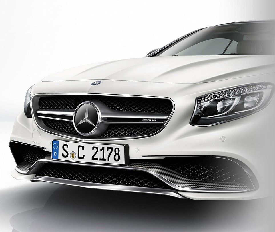 Mercedes-Benz S 63 AMG Coupe 2018, Kuwait