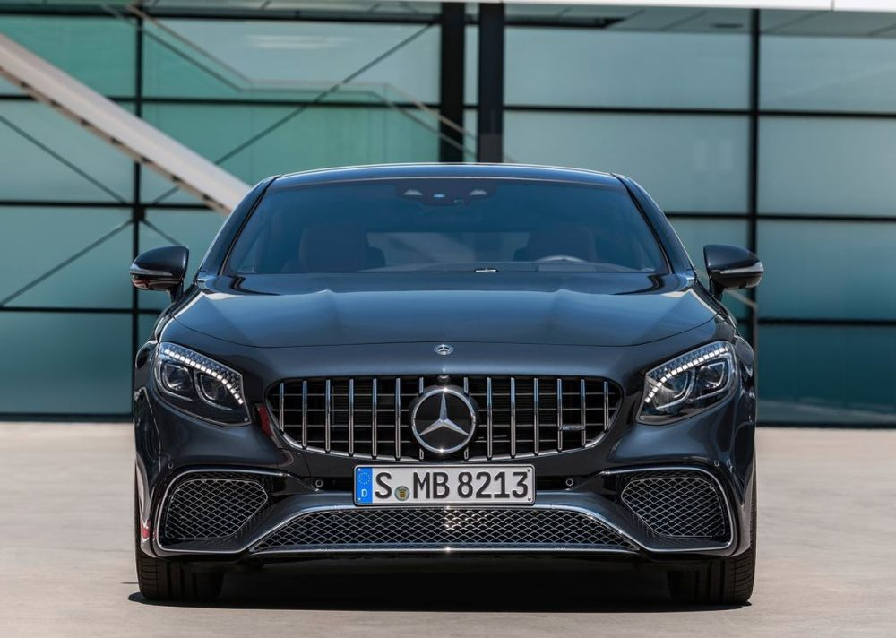 Mercedes-Benz S 65 AMG Coupe 2018, Bahrain