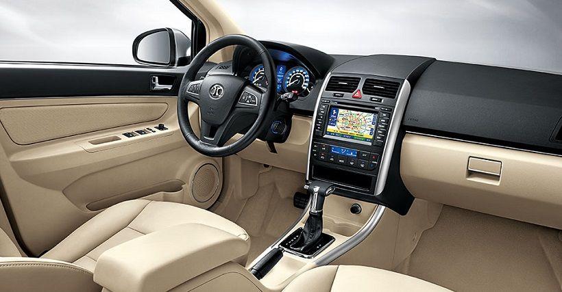 BAIC A1 Sedan 2018, Qatar