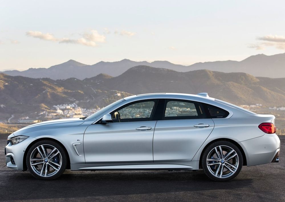 BMW 4 Series Gran Coupe 2018, United Arab Emirates