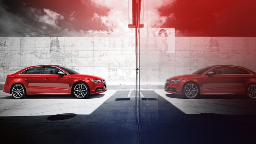 Audi S3 Sedan 2018, Kuwait