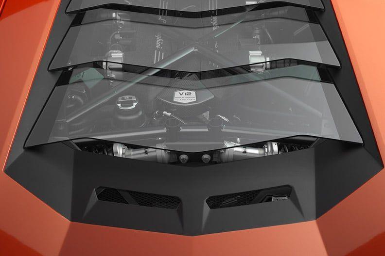 Lamborghini Aventador 2018, Oman
