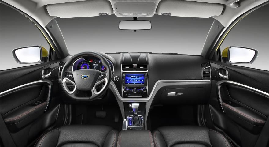 Geely Emgrand 7 2018, Oman
