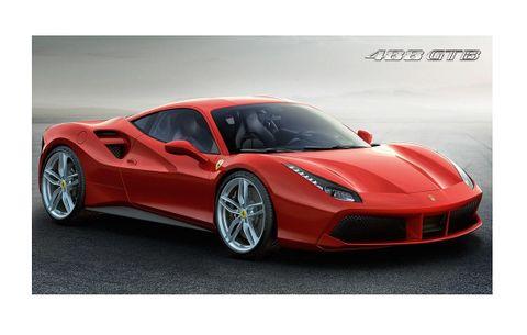 Ferrari 488 Gtb 2018 Price In Kuwait New Ferrari 488 Gtb 2018 Photos And Specs Yallamotor
