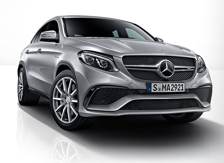 Mercedes-Benz GLE Coupe 2018, Oman