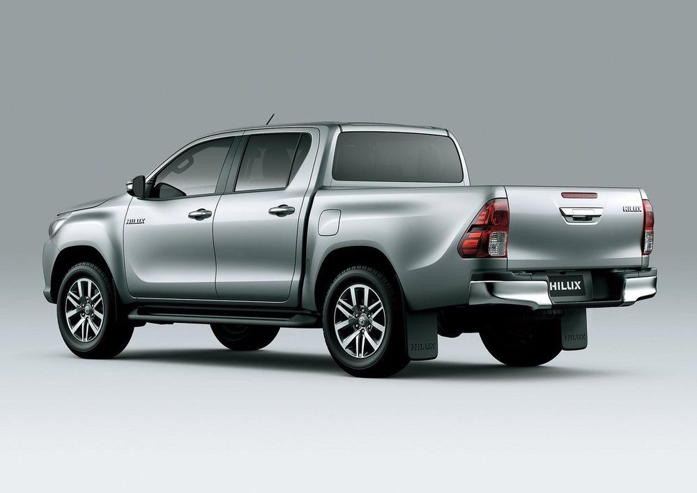 Toyota Hilux 2018, Saudi Arabia