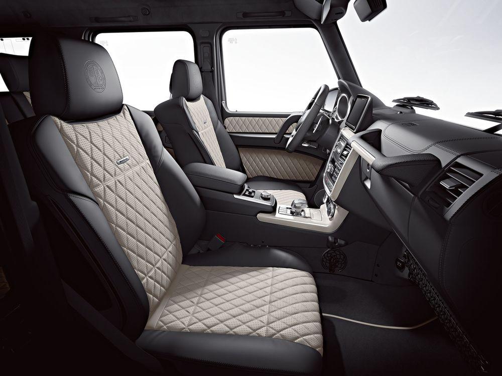 Mercedes-Benz G-Class 2018, United Arab Emirates