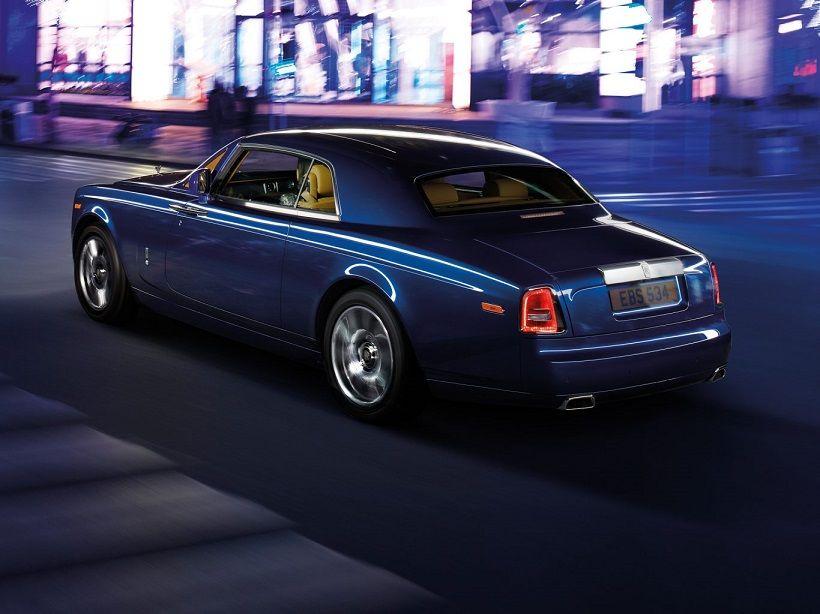 Rolls Royce Phantom 2018, Kuwait