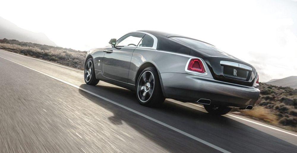 Rolls Royce Wraith 2018, Saudi Arabia