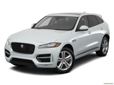 Marvelous Jaguar F Pace 2018, Oman