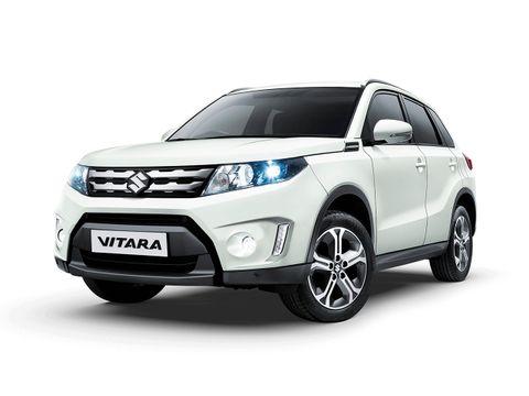 Suzuki Vitara 2018, Egypt