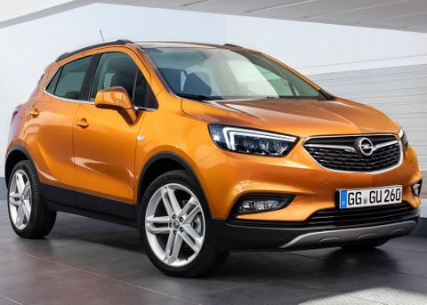 opel mokka 2018 x 1 4l innovation in uae new car prices specs reviews photos yallamotor. Black Bedroom Furniture Sets. Home Design Ideas