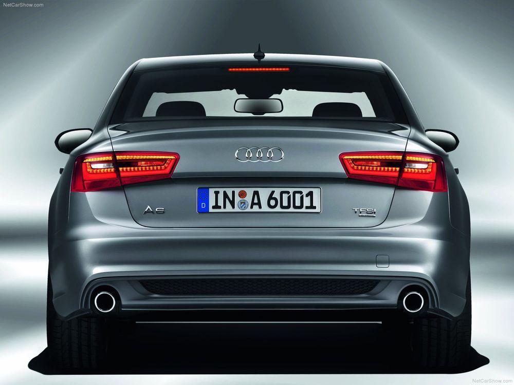 Audi A6 2012, Kuwait