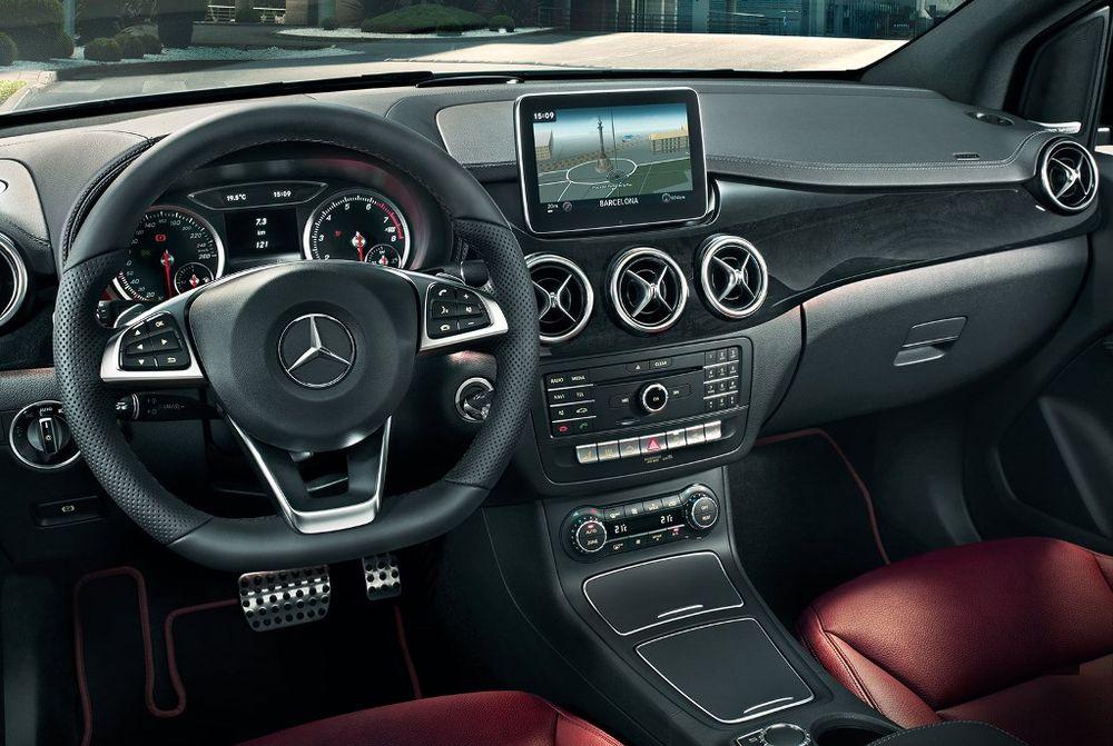 Mercedes-Benz B Class 2018, Egypt